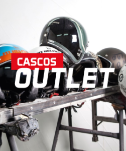 Outlet de Cascos